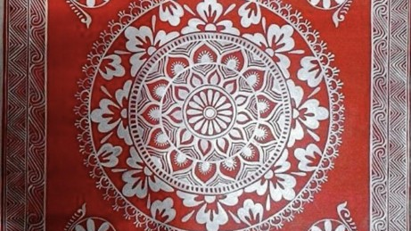 Aipan Painting Workshop